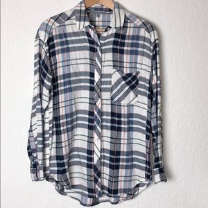Be Cool Flannel Shirt